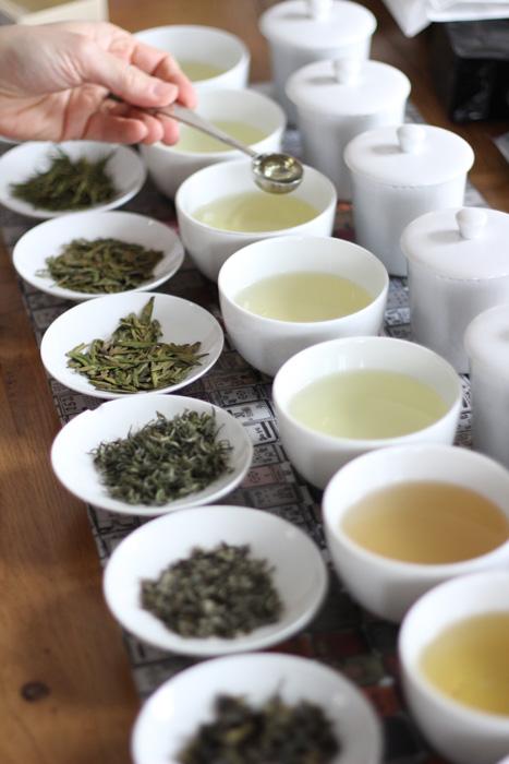 the science behind tea