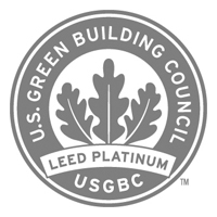 Walking Mountains - a Platinum LEED Certified project