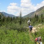 Gore creek hiking trail colorado