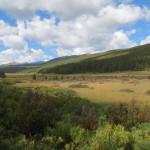Meadow Mountain Hiking Trail Colorado
