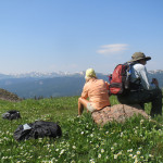 Uneva Peak Hiking Trail Colorado