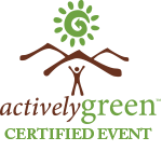 Actively Green Certified Event