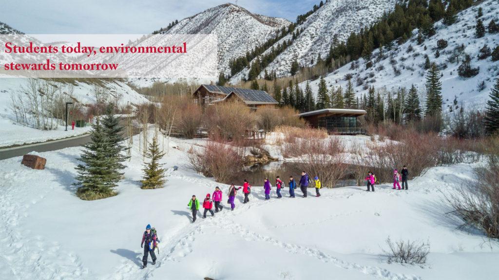 Students Today...Environmental Stewards Tomorrow