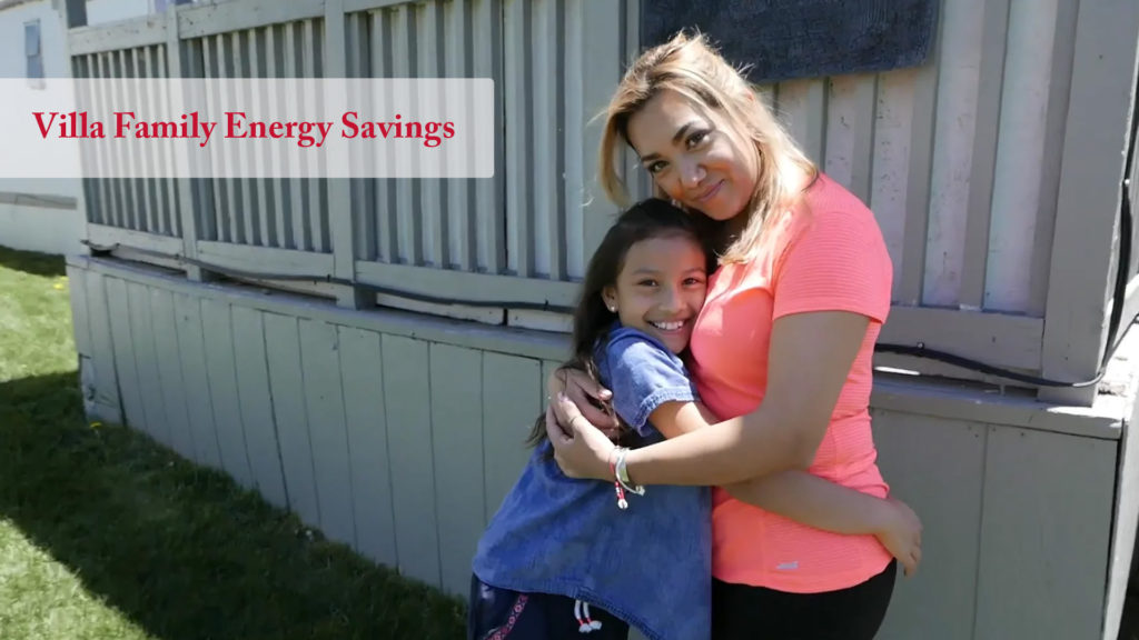 The Villa Family Story of Energy Savings - Walking Mountains Science Center Energy Smart