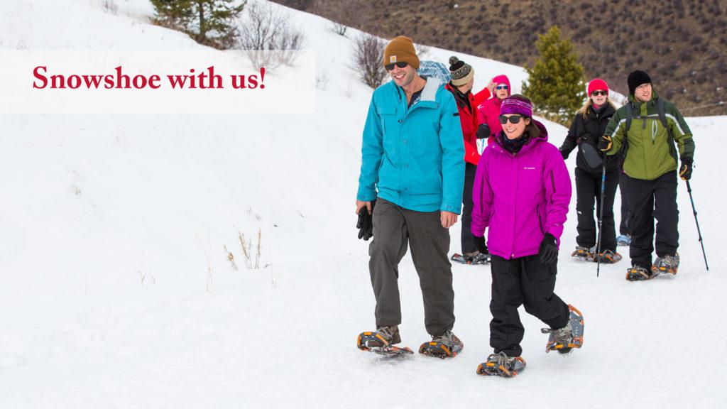 Vail Snowshoe Tours - Adventure Never Hibernates