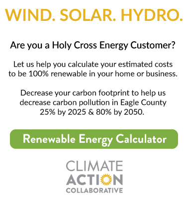 Calculate your costs to go 100% renewable energy