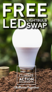 Free LED Swap for Climate Action