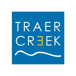 Logotipo de Traer Creek
