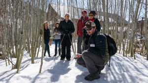 Winter Nature Walk at Walking Mountains